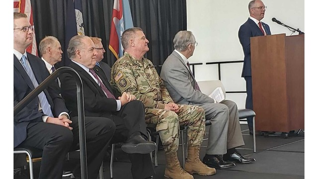 Governor Edwards announces cyber center partnership with BPCC