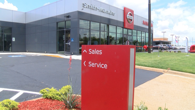 Oldest Nissan dealership in marks milestone in Texarkana