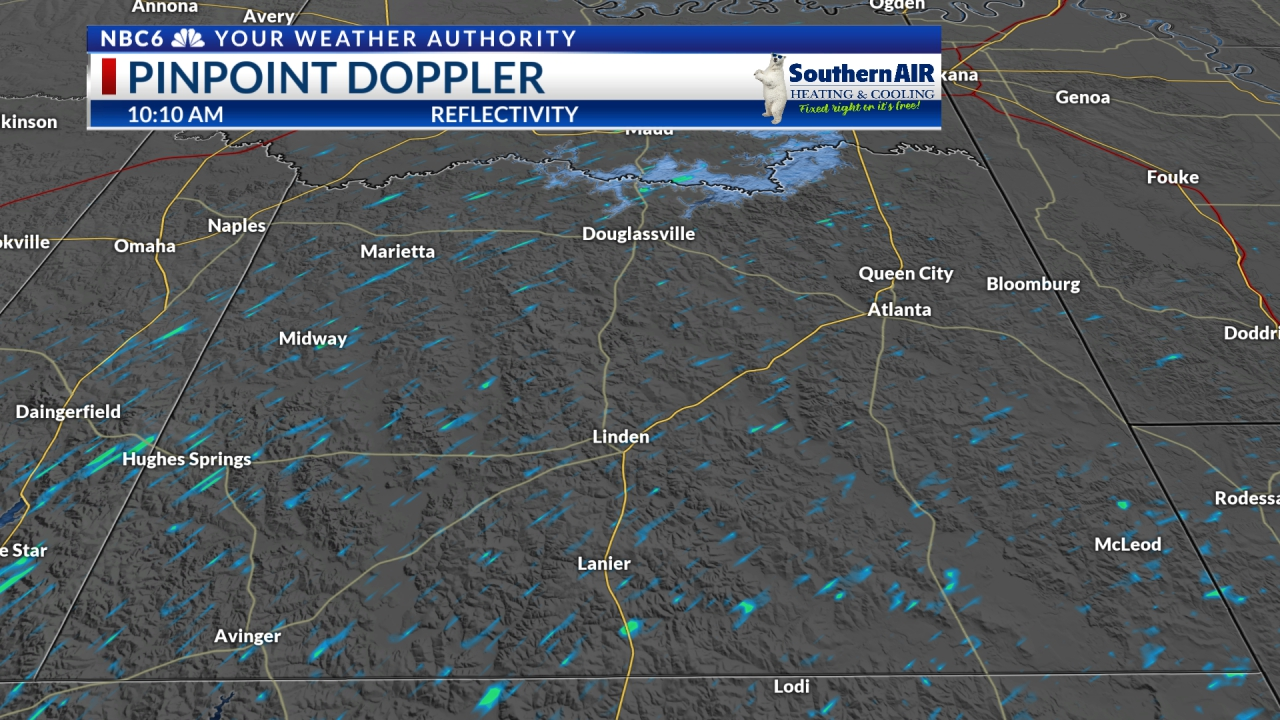 Pinpoint Doppler Cass County