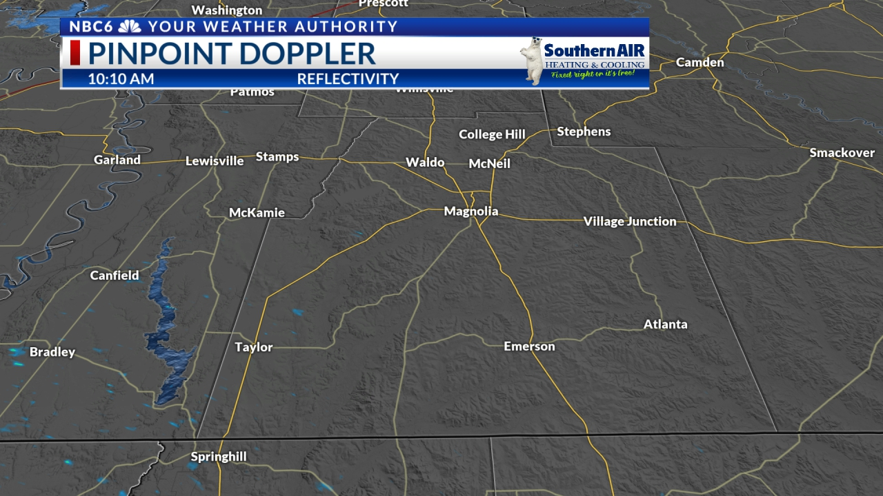 Pinpoint Doppler Columbia County