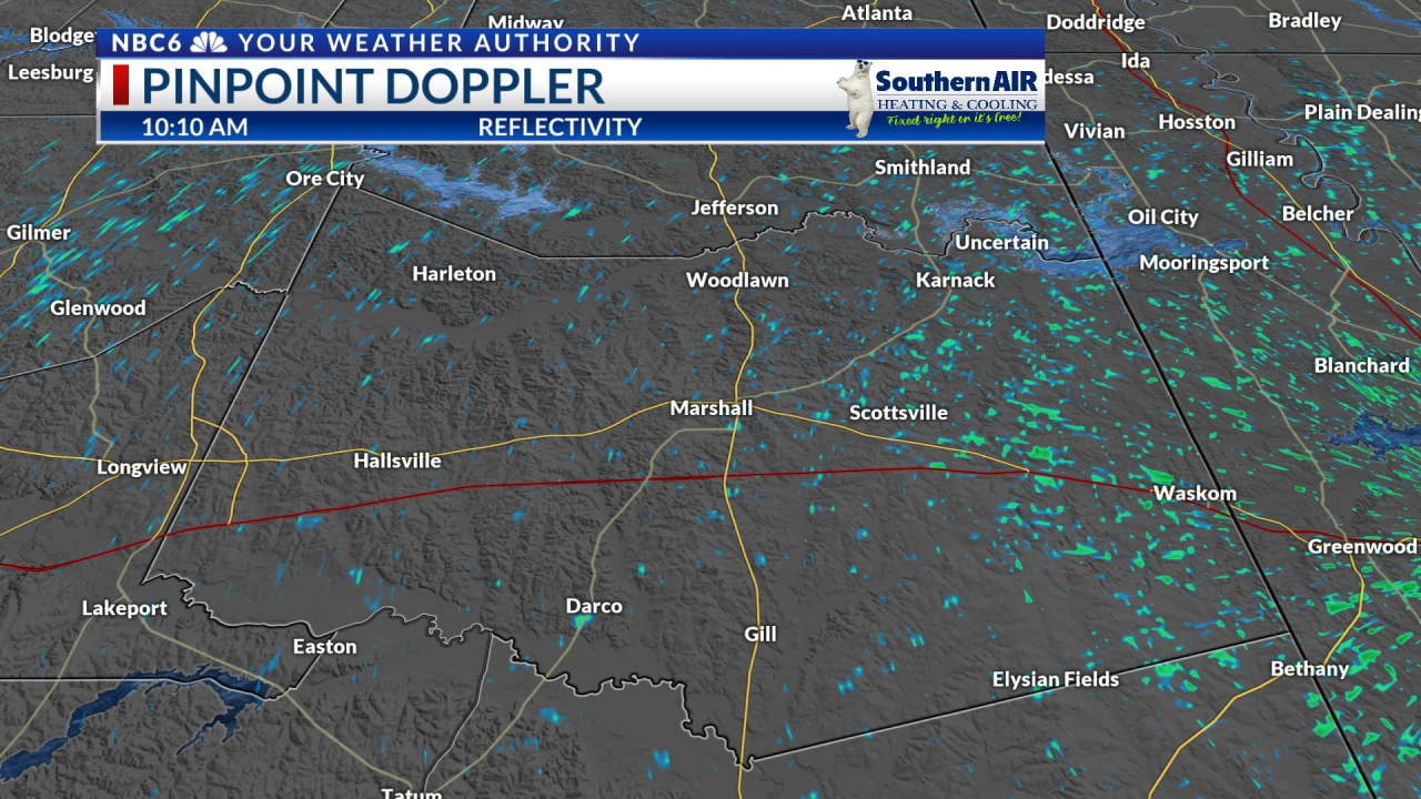 Pinpoint Doppler Harrison County