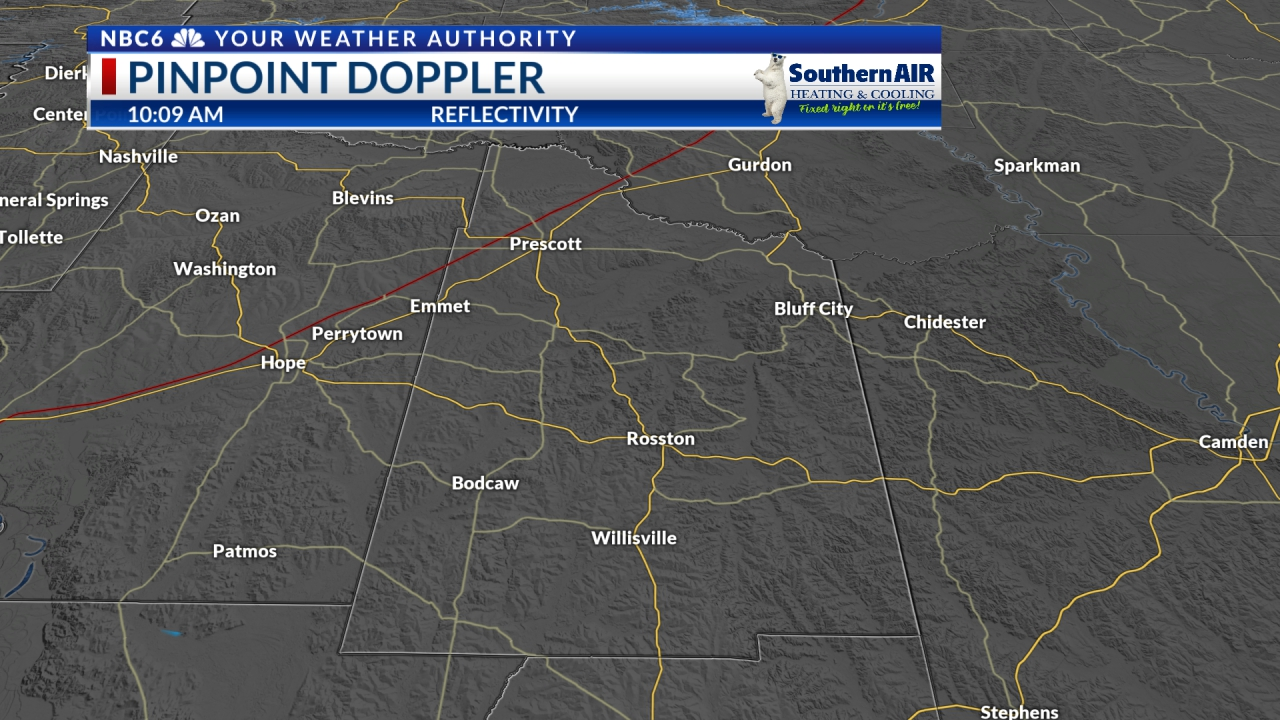 Pinpoint Doppler Nevada County
