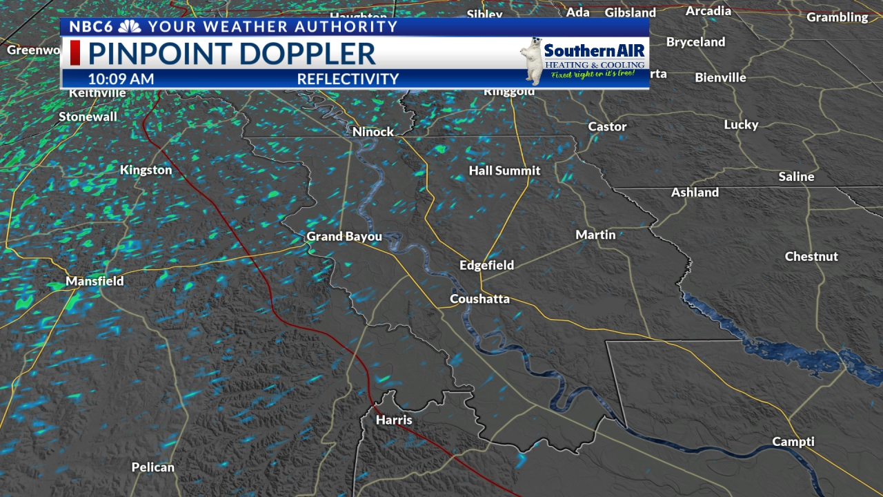 Pinpoint Doppler Red River Parish